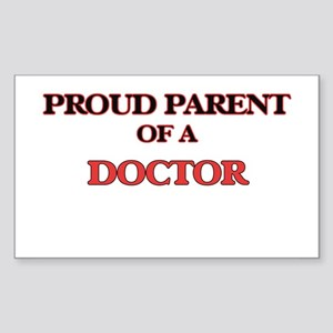 Proud Parent of a Doctor Sticker