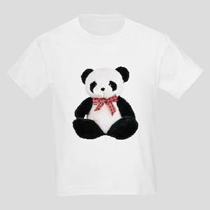 Cute Stuffed Panda Kids Light T-Shirt