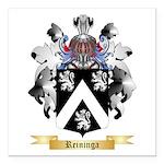 Reininga Square Car Magnet 3