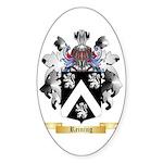 Reining Sticker (Oval 10 pk)