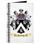 Reining Journal