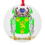 Reinholt Round Ornament