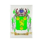 Reinholdt Rectangle Magnet (100 pack)