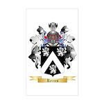 Reines Sticker (Rectangle)
