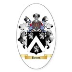 Reines Sticker (Oval 10 pk)