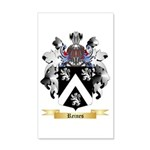 Reines 20x12 Wall Decal
