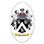 Reineken Sticker (Oval 50 pk)