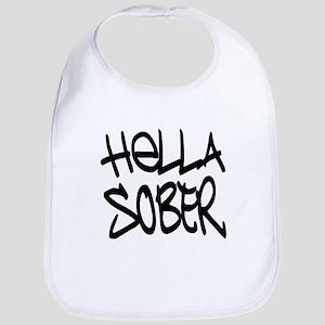 HellaSober Bib
