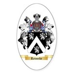Reinecke Sticker (Oval 50 pk)