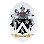Reinecke Oval Ornament