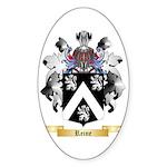 Reine Sticker (Oval 50 pk)