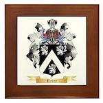 Reine Framed Tile