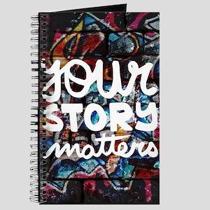 your story matters graffiti hip hop Journal