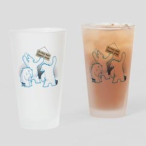 bipolar_bear Drinking Glass