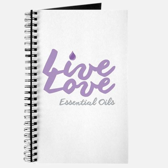 Live Love Essential Oils Journal