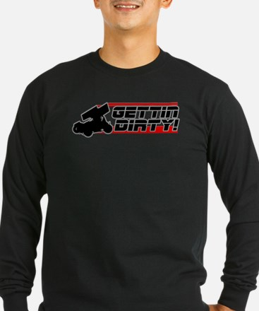 Gettin Dirty -Red T