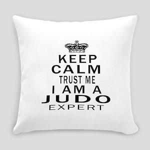 Judo Expert Designs Everyday Pillow