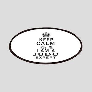 Judo Expert Designs Patch