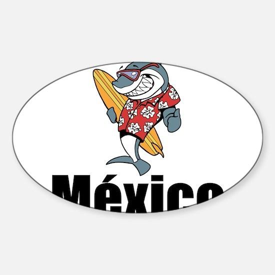 México Decal