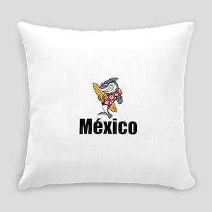 México Everyday Pillow
