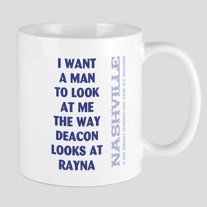 I WANT A MAN... Mugs