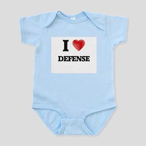 I love Defense Body Suit