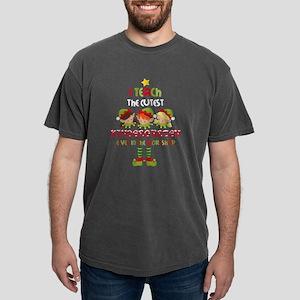 Elves Kindergarten Teach Mens Comfort Colors Shirt