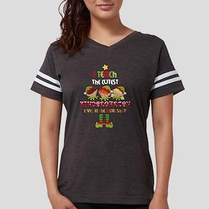 Elves Kindergarten Teacher Womens Football Shirt
