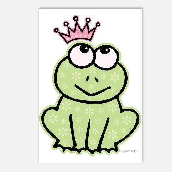 Frog Princess Postcards (Package of 8)