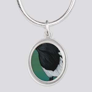 Magpie Crow Bird Wildlife Necklaces