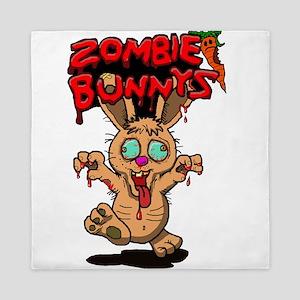 Zombie Bunnys Queen Duvet