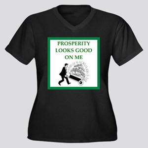 prosperity Plus Size T-Shirt