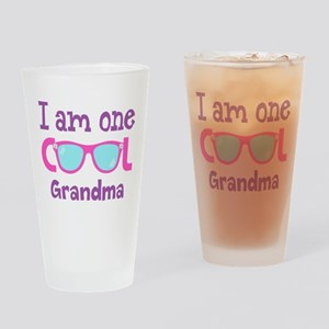 Cool (p) Drinking Glass