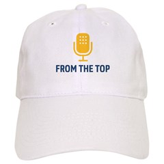 From the Top Logo Baseball Baseball Cap