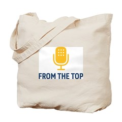 From the Top Logo Tote Bag