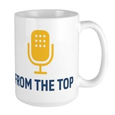 From The Top Logo Mugs