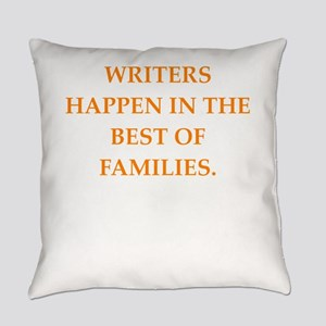 writers Everyday Pillow