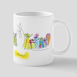 Party Bunny Mug