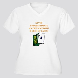 old man Plus Size T-Shirt