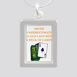 a funny joke Necklaces