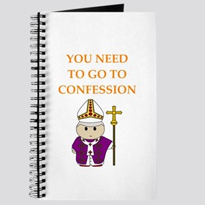 confession Journal
