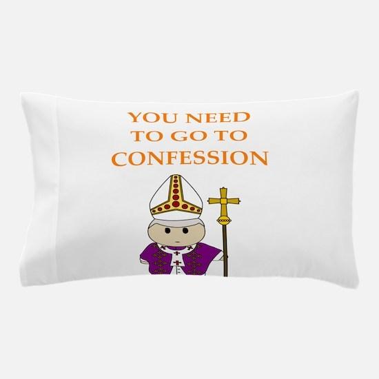 confession Pillow Case