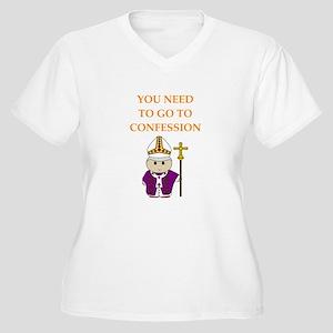confession Plus Size T-Shirt