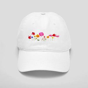 wild meadow flowers Cap