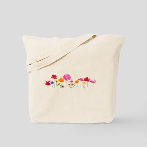 wild meadow flowers Tote Bag