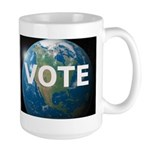 EARTHVOTE Mugs
