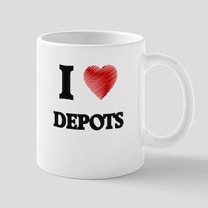 I love Depots Mugs