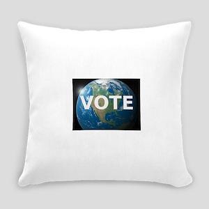 EARTHVOTE Everyday Pillow