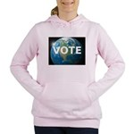 EARTHVOTE Women's Hooded Sweatshirt