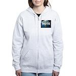 EARTHVOTE Women's Zip Hoodie